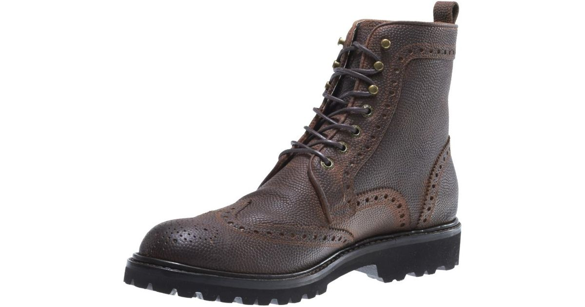 4b919273406 Wolverine - Brown Percy Wingtip Roper-toe Boot for Men - Lyst