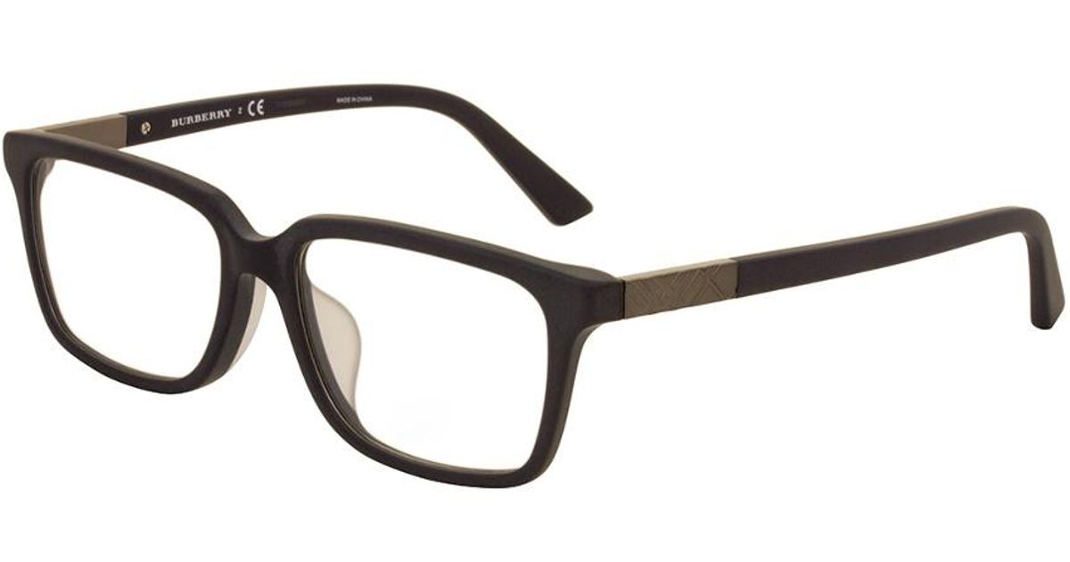 Lyst - Burberry Men\'s Be2219d 55mm Optical Frames in Brown