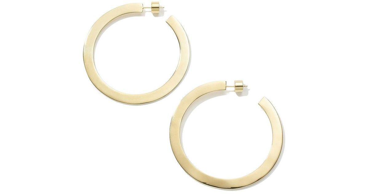 product earringsmain jennifer new large pdp york barneys fisher earrings pipe hoop flexh