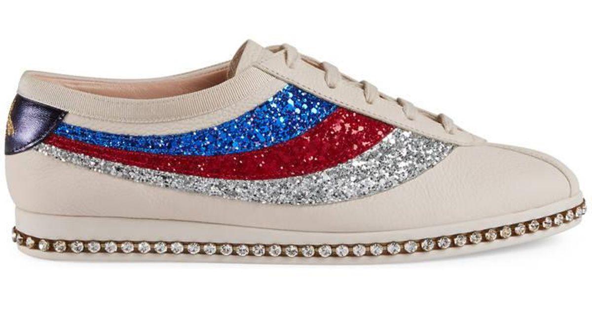 Falacer Web Sneakers Gucci wN1gWK
