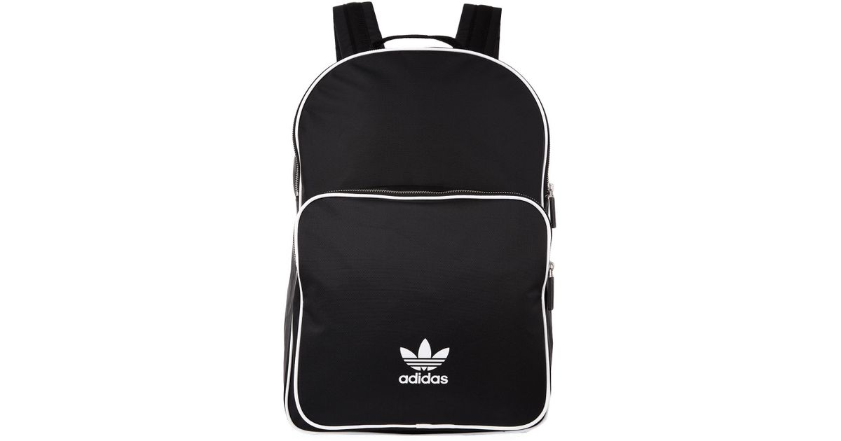 c9aaa412b915 Lyst - adidas Originals Adicolor Classic Backpack in Black for Men