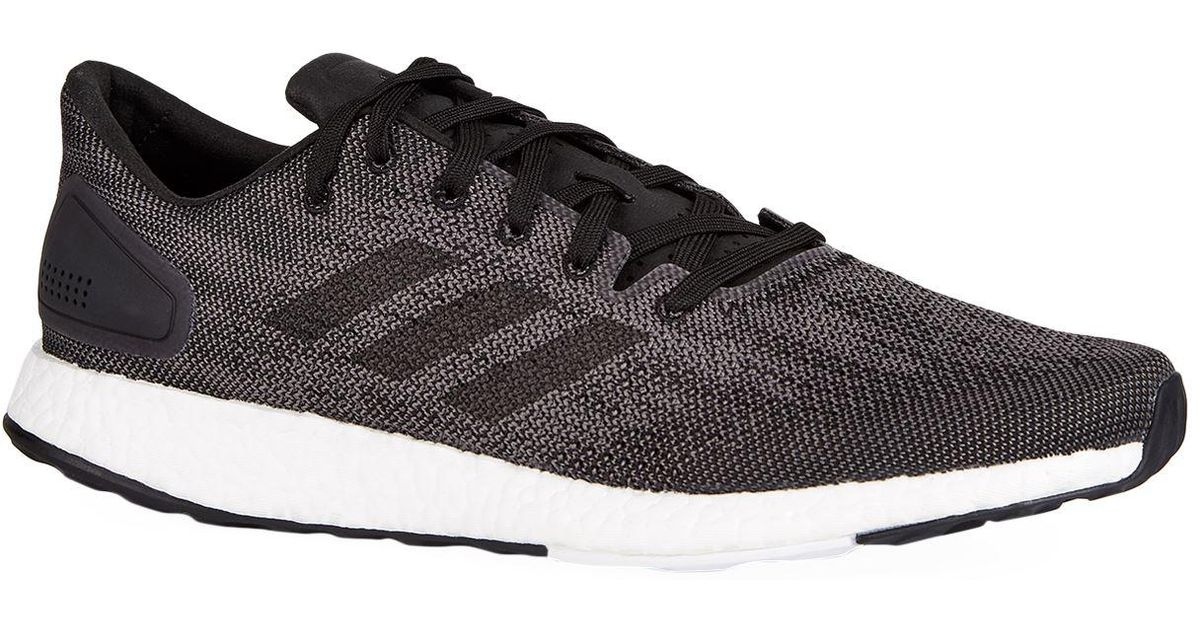 39063c6c4 Adidas Pureboost Dpr Running Trainers in Gray for Men - Lyst