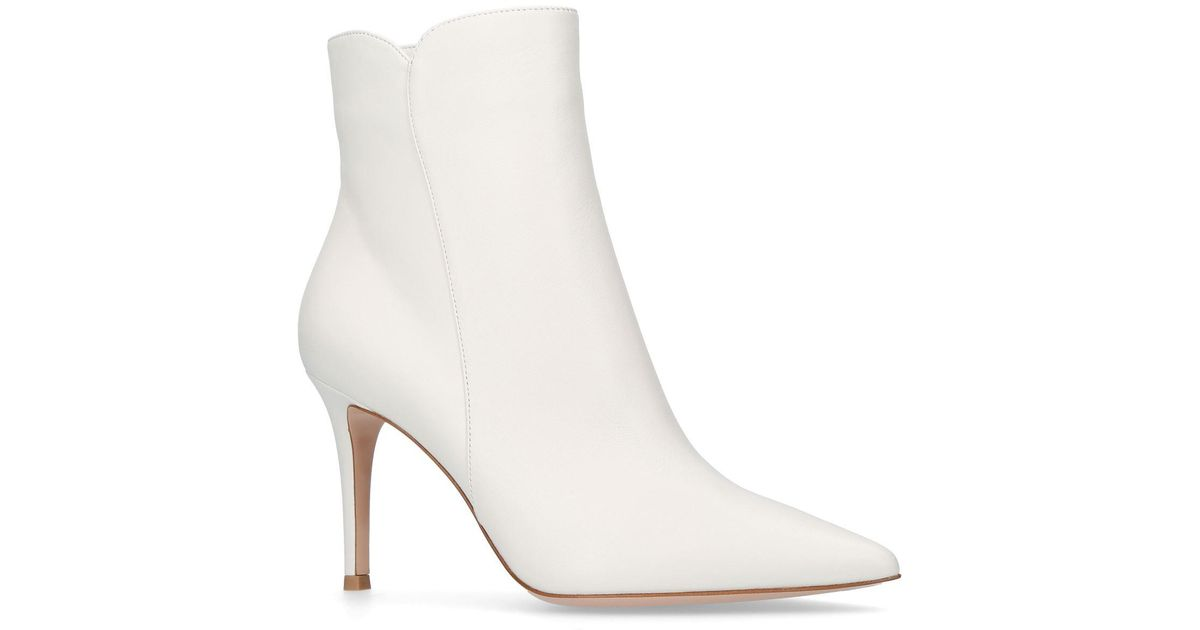 Gianvito Rossi Boots LEVY 85 nappa leather hS95HrMhyl