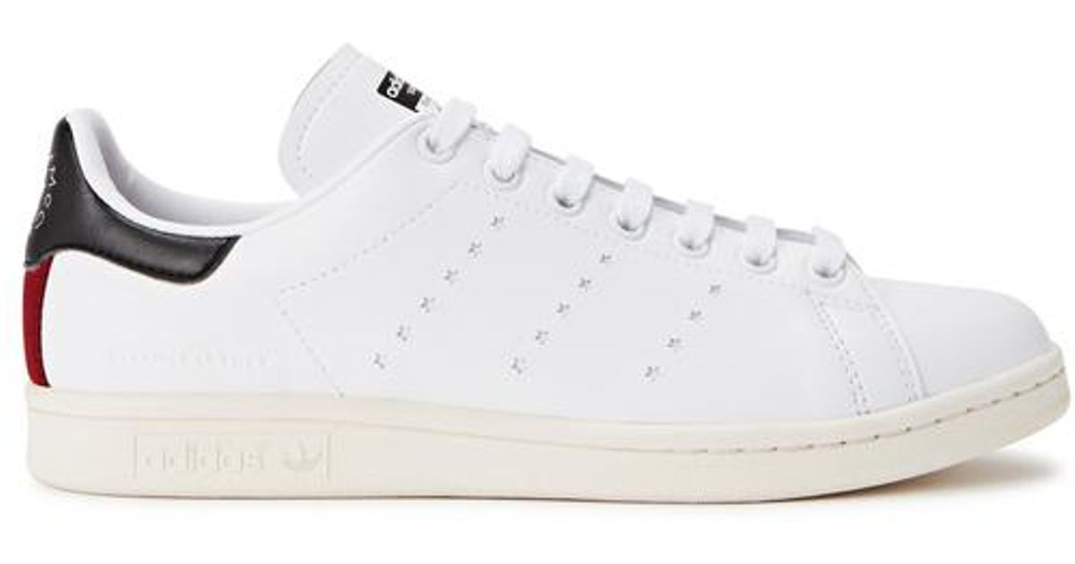 quality design 54571 c7d40 Stella McCartney - White Stan Smith Sneakers - Lyst