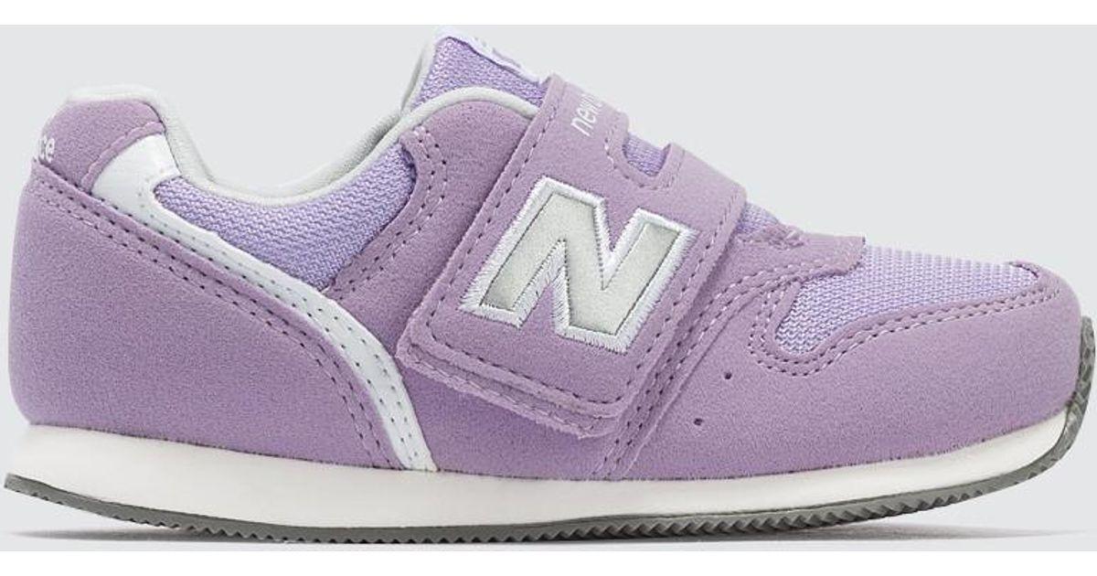 more photos d27b5 d75d8 New Balance - Purple 996 Infant - Lyst