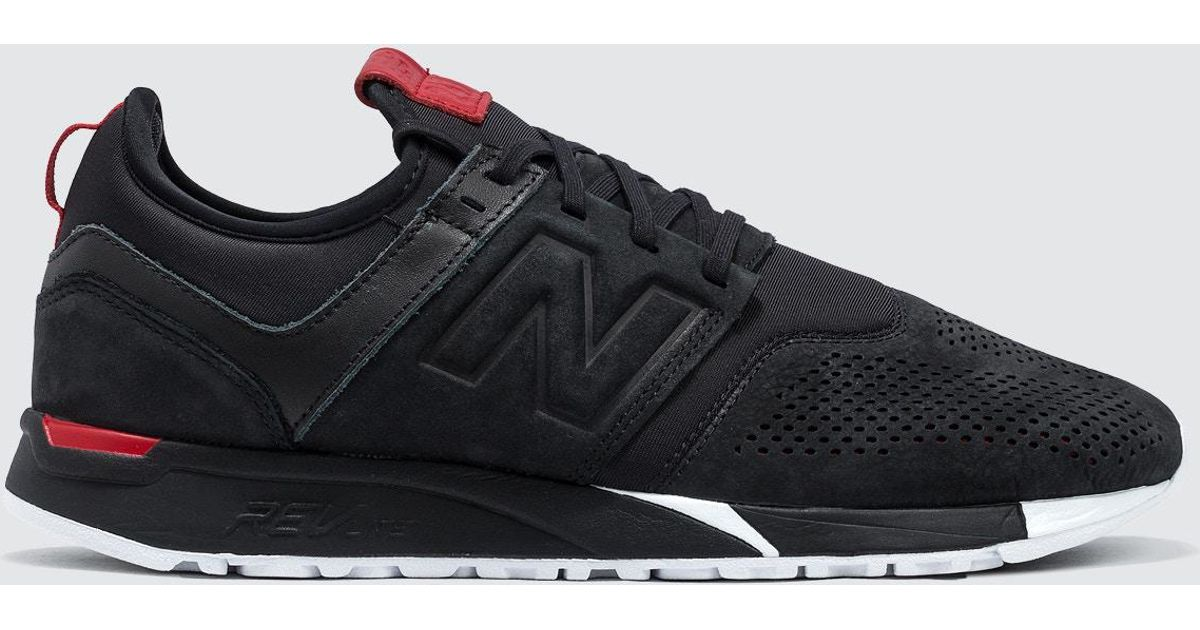 ada75d2919c New Balance 247 Chinese New Year Edition in Black for Men - Lyst