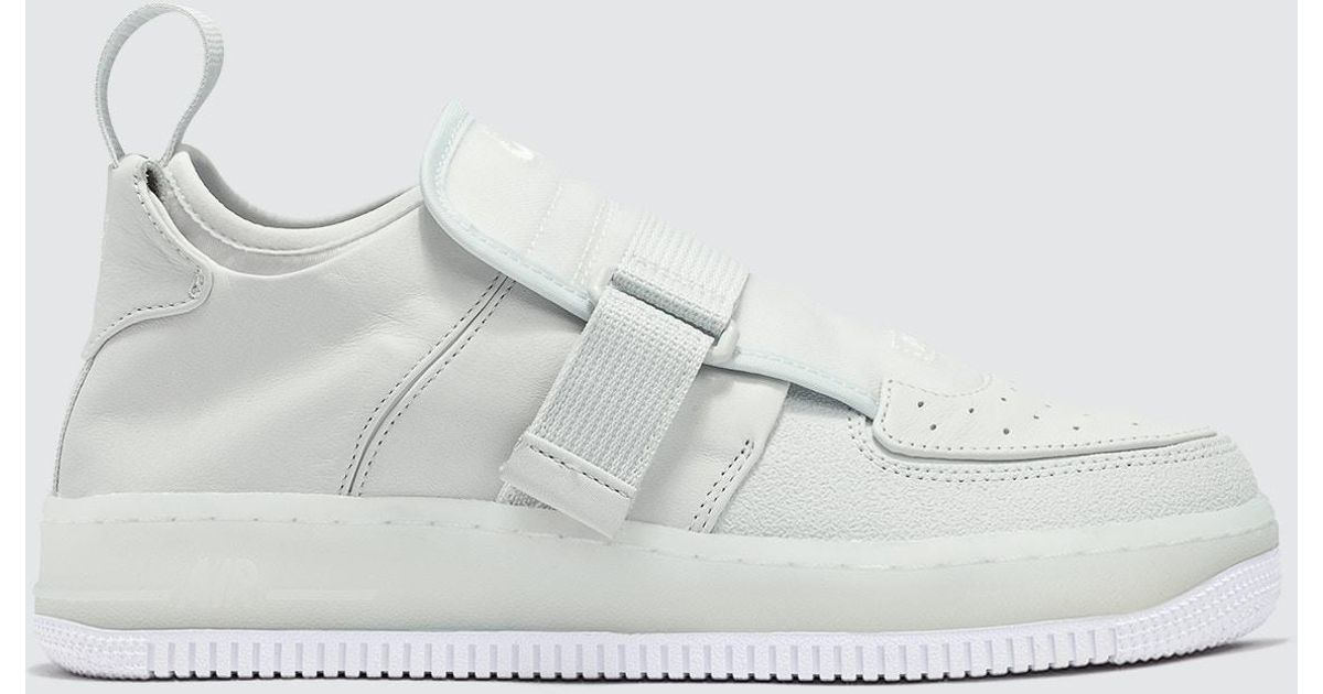 finest selection f5db7 fb71a Nike - White Wmns Air Force 1 Explorer Xx - Lyst