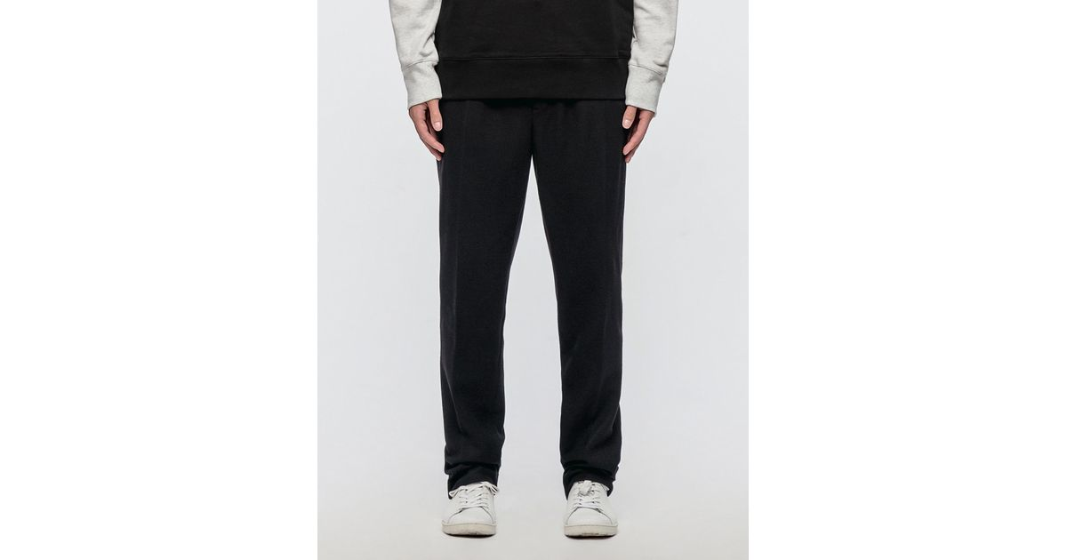 oversized carrot fit trousers - Black Ami hydVIe