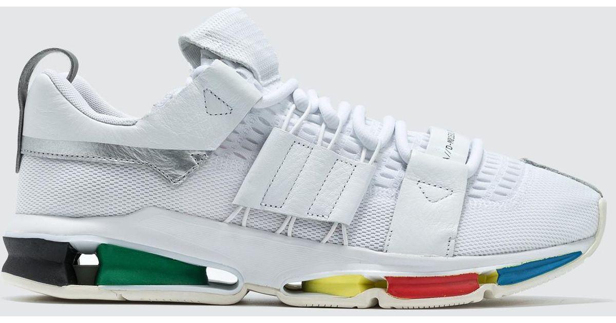 quality design 95e90 05d21 Adidas Originals Oyster X Adidas Twinstrike Adv in White for