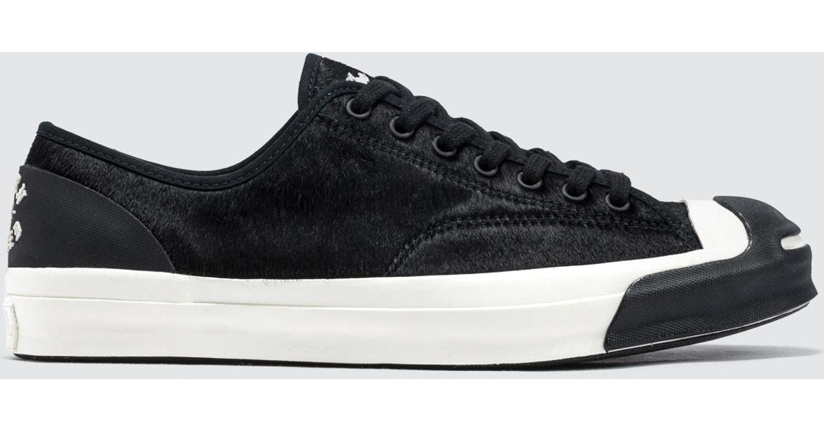 Converse Born X Raised X Jack Purcell Signature Ox in Black for Men - Lyst 423087292b