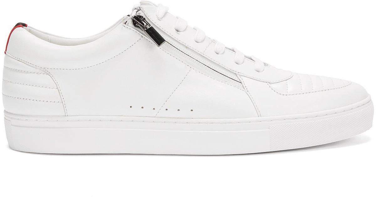 HUGO FUTURISM TENN - Trainers - white