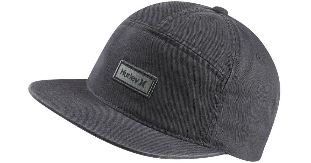 8ed0c0ead Hurley Octane Adjustable Hat (black) for men