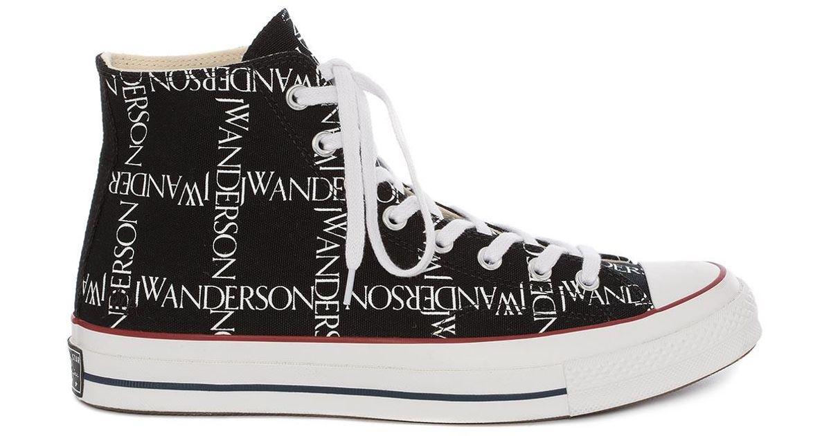 Converse J.W. Anderson Chuck Taylor Logo Sneakers discount browse aXdqKAnlB6