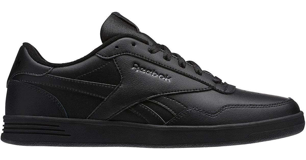 55706bca5ca1 Reebok Royal Technique Trainers in Black for Men - Lyst