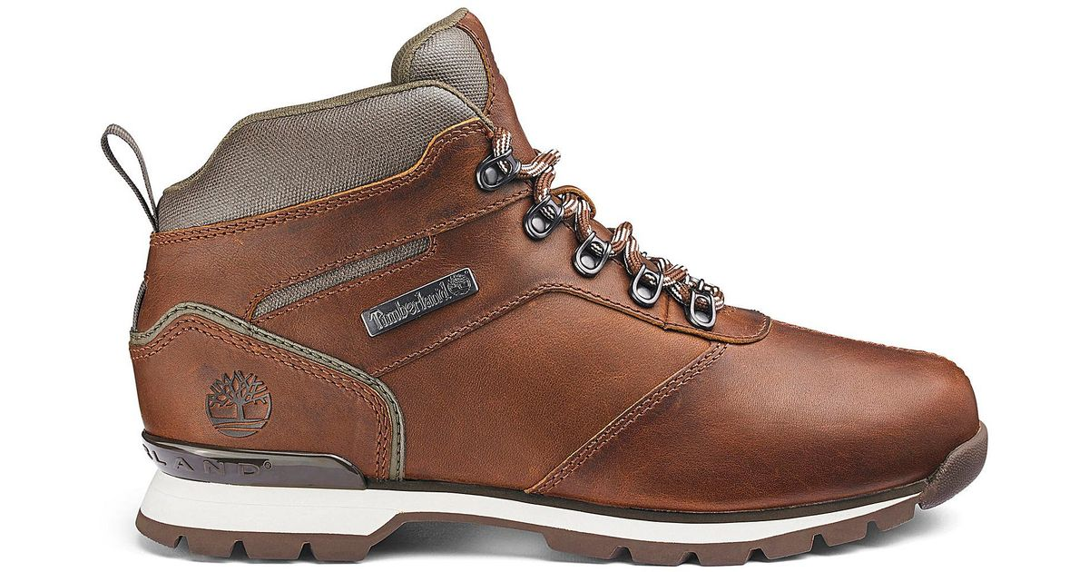 0ebf7e83b37b Timberland Splitrock Boots in Brown for Men - Lyst
