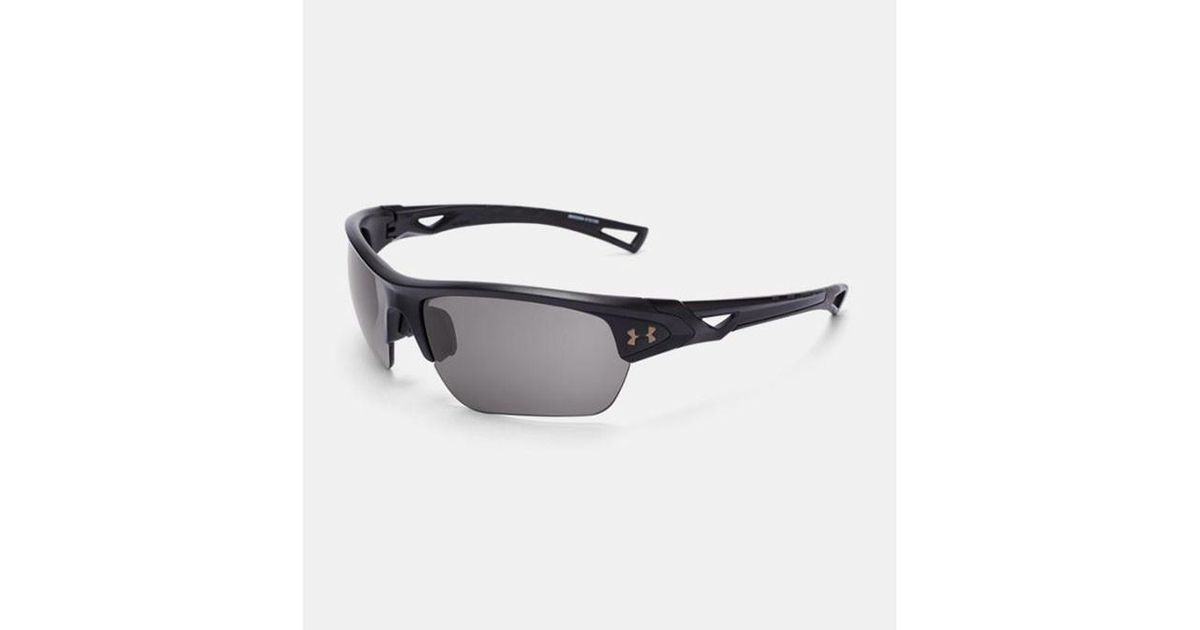 2674cfb9f57 Lyst - Under Armour Octane Sunglasses in Black for Men