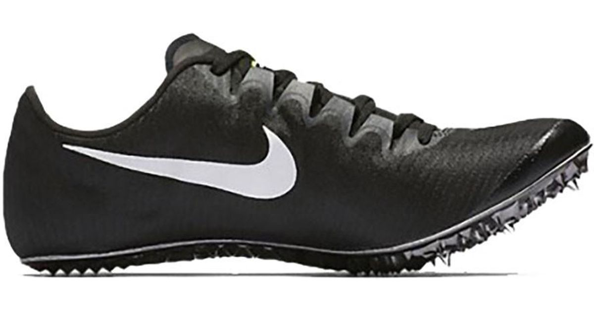 b97d0aaab81f Lyst - Nike Unisex Zoom Superfly Elite Track Spike in Black for Men