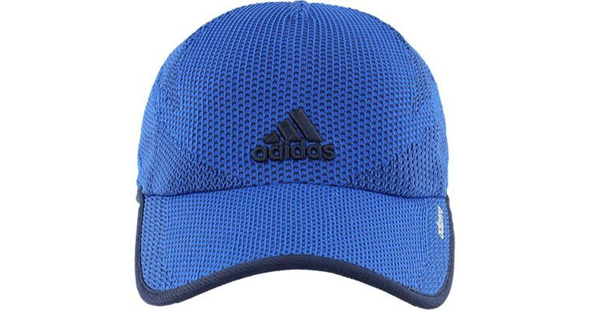 7e0b9a59426 Lyst - adidas Men s Adizero Prime Cap in Blue for Men