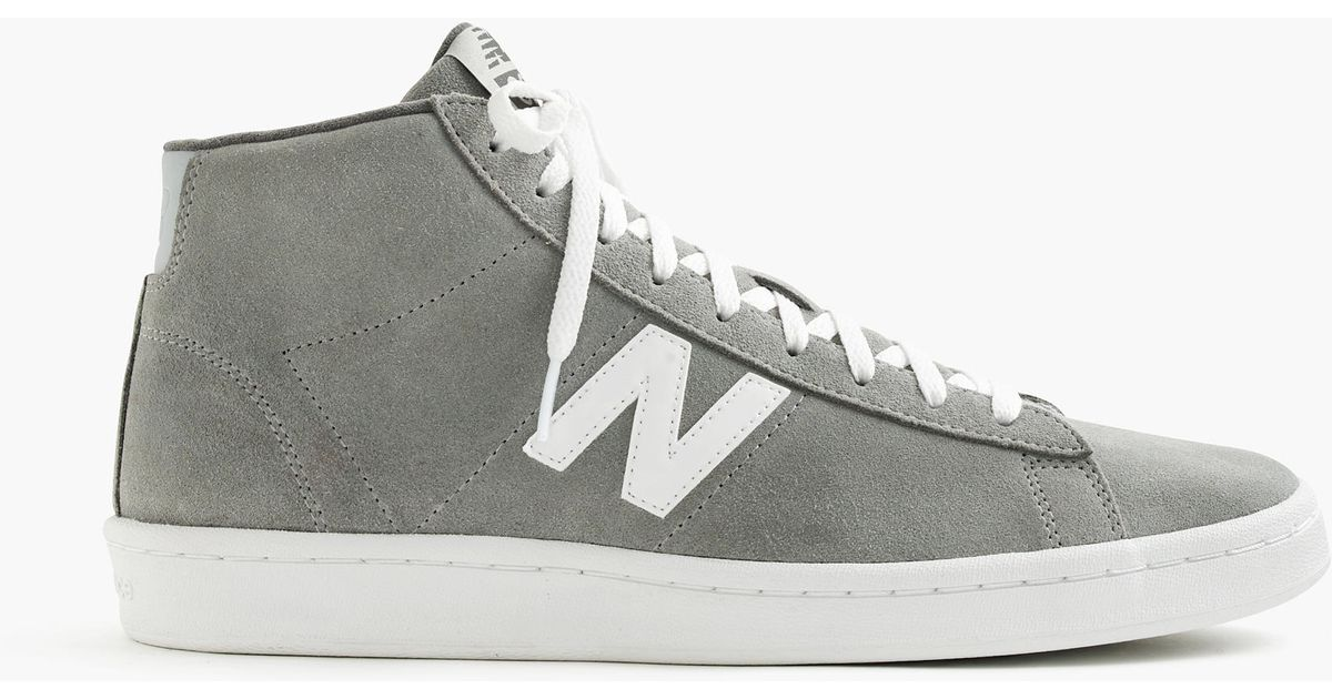 79cc40c42128 Lyst - J.Crew New Balance 891 High-top Sneakers in Gray for Men