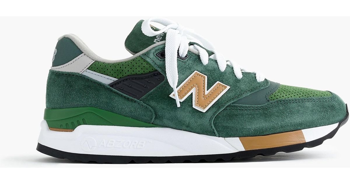 low priced 30aa1 cde20 New Balance 998 Greenback Sneakers for Men - Lyst