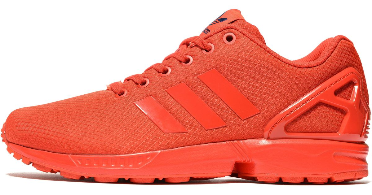 promo code 984c2 33152 reduced zx flux red jd bae2b 12bea
