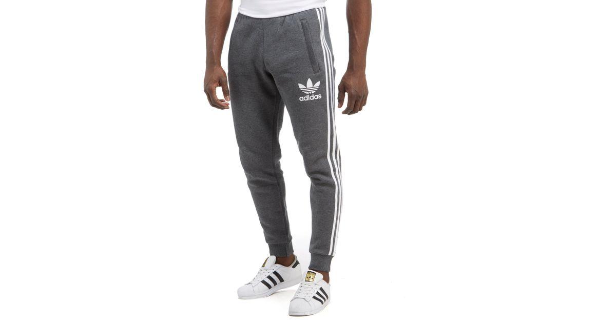 Lyst adidas Originals California esposado pista pantalones en gris para hombres