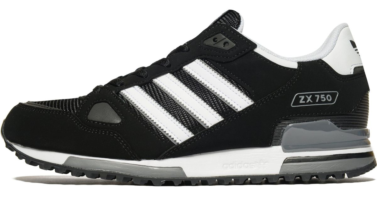 4b3a23cde568b adidas shoes zx 750 Lyst - adidas Originals Zx 750 in Black for Men - Save 8  ...