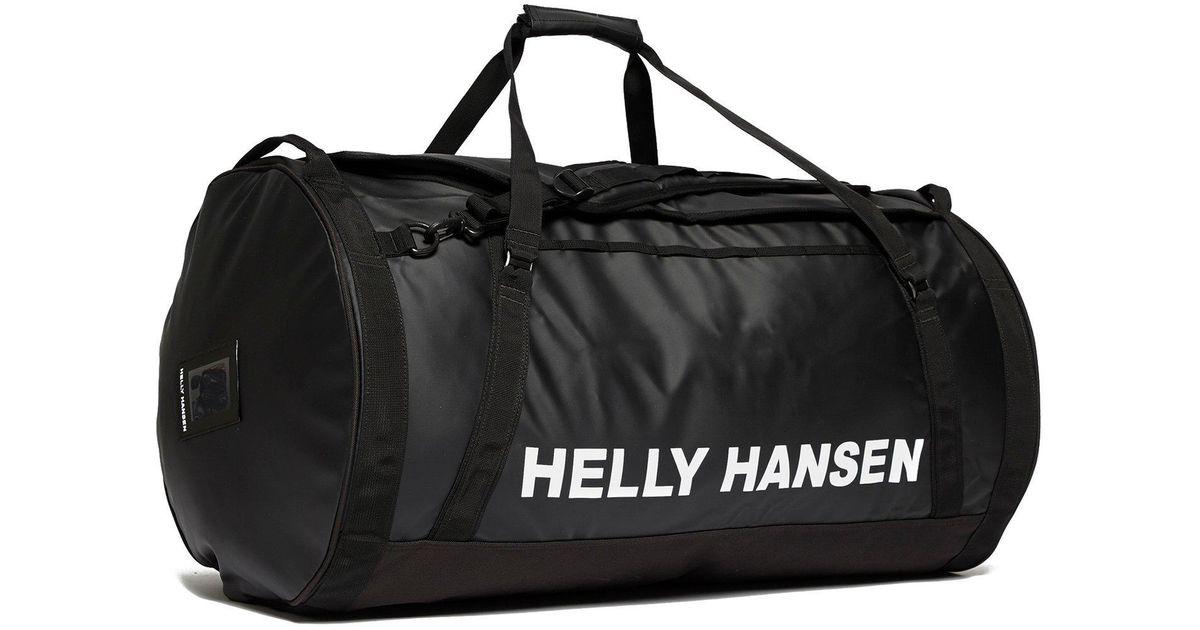 3cccf76c76 Helly Hansen Duffle Bag 2 90l in Black for Men - Lyst