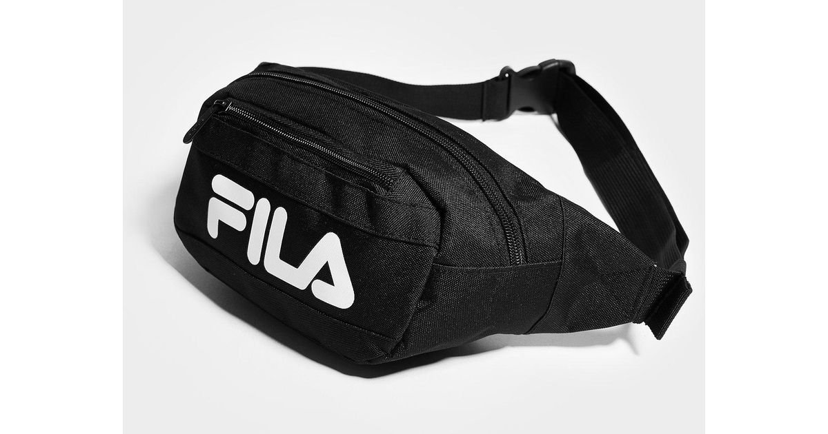 Lyst - Fila Younes Waist Bag in Black for Men