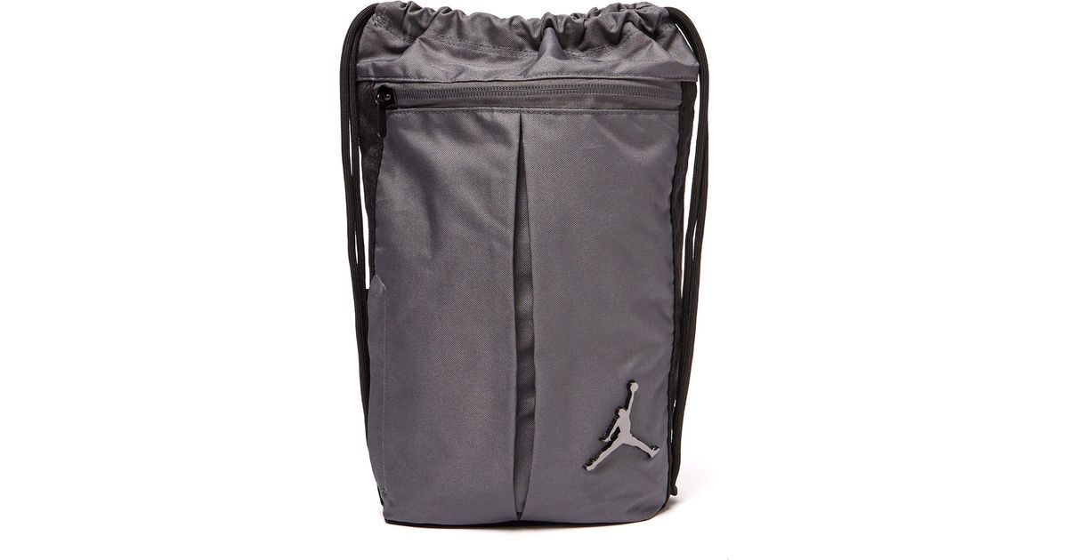 cc038e502196 Lyst - Nike Jordan Unconscious Backpack in Gray for Men