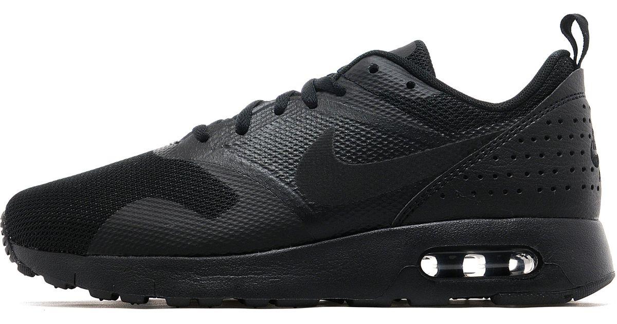 brand new dd34d 4ea60 Nike Air Max Tavas Junior in Black for Men - Lyst