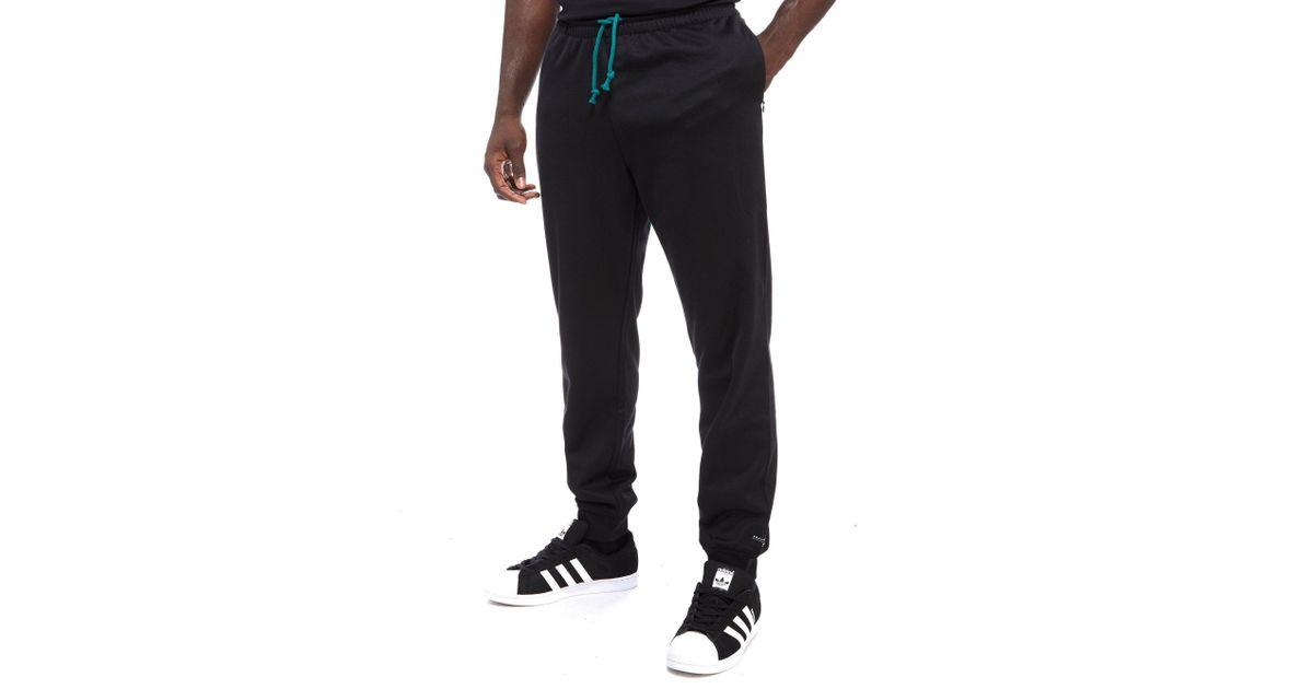 c8c7729b99f5 Lyst - Adidas Originals Eqt Joggers in Black for Men
