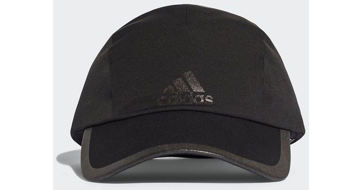 Lyst - adidas Climaproof Running Cap in Black c991c1e0a