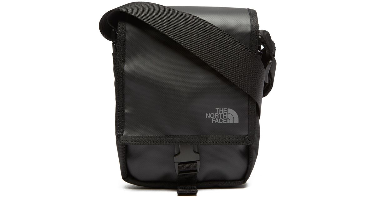 The North Face Bardu Messenger Bag in Black for Men - Lyst 4a4584ba4dfbc