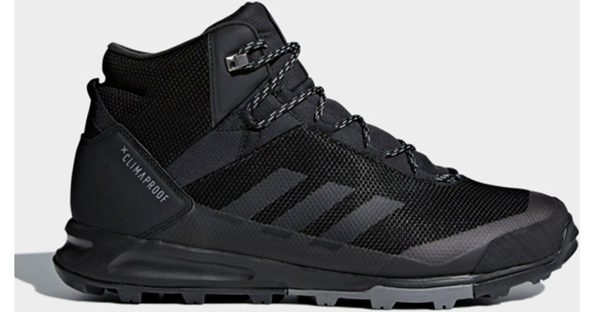 Lyst - adidas Terrex Tivid Mid Climaproof Shoes in Black for Men 88ffceb99f