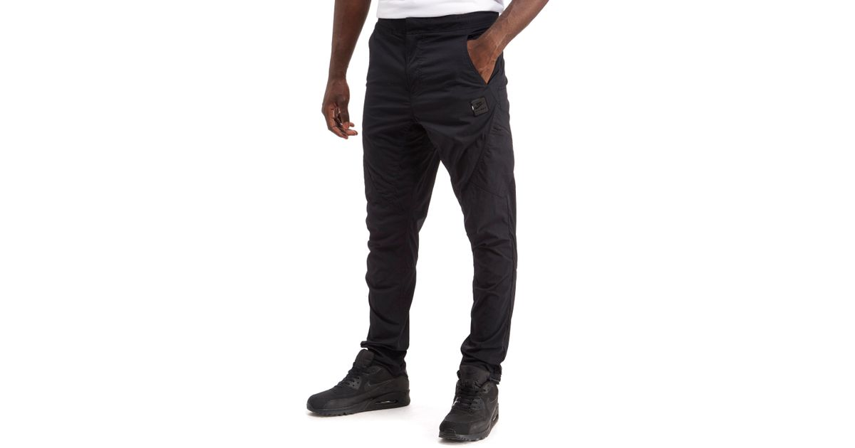 c8804006a3 Nike Air Max Woven Pocket Pants in Black for Men - Lyst