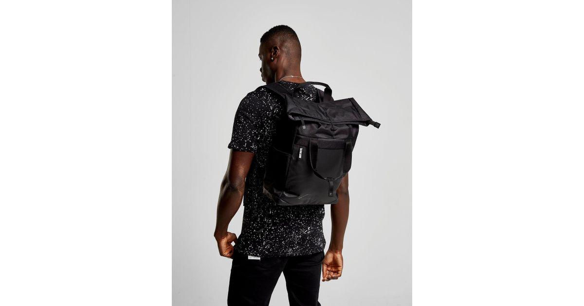 Lyst - Nike Radiate Backpack in Black for Men 9fc7dc88d6810