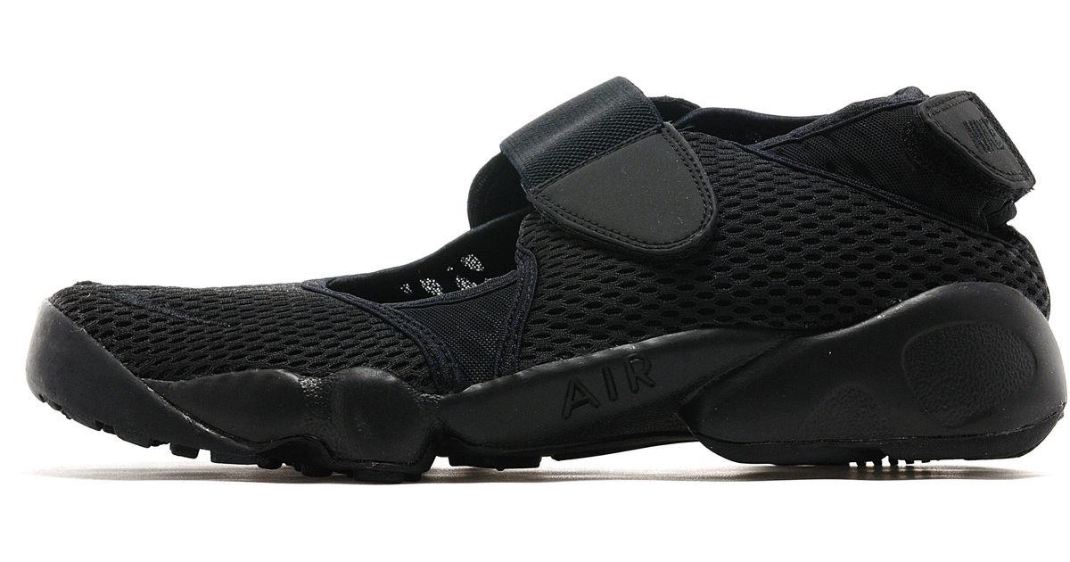 Lyst - Nike Air Rift Breathe Pack in Black for Men ed3c62a9be6d
