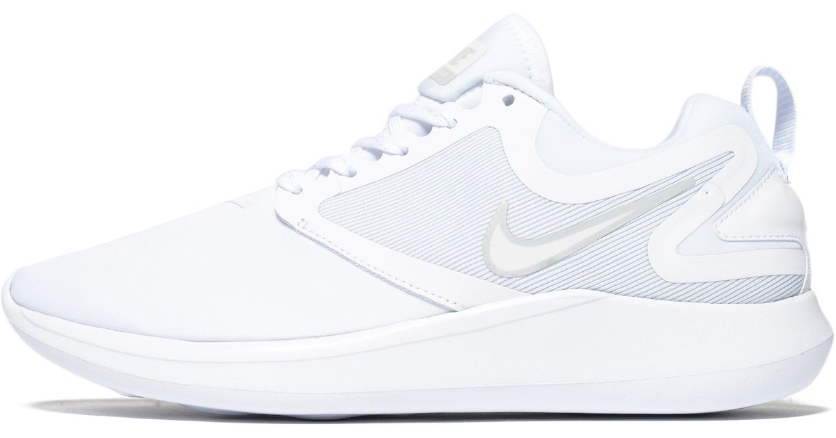 b465e1ed7742 Lyst - Nike Lunar Solo Run in White