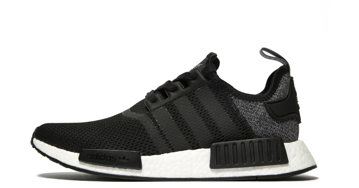 new style 70c71 ef942 Lyst - Adidas Originals Nmd R1 in Black for Men