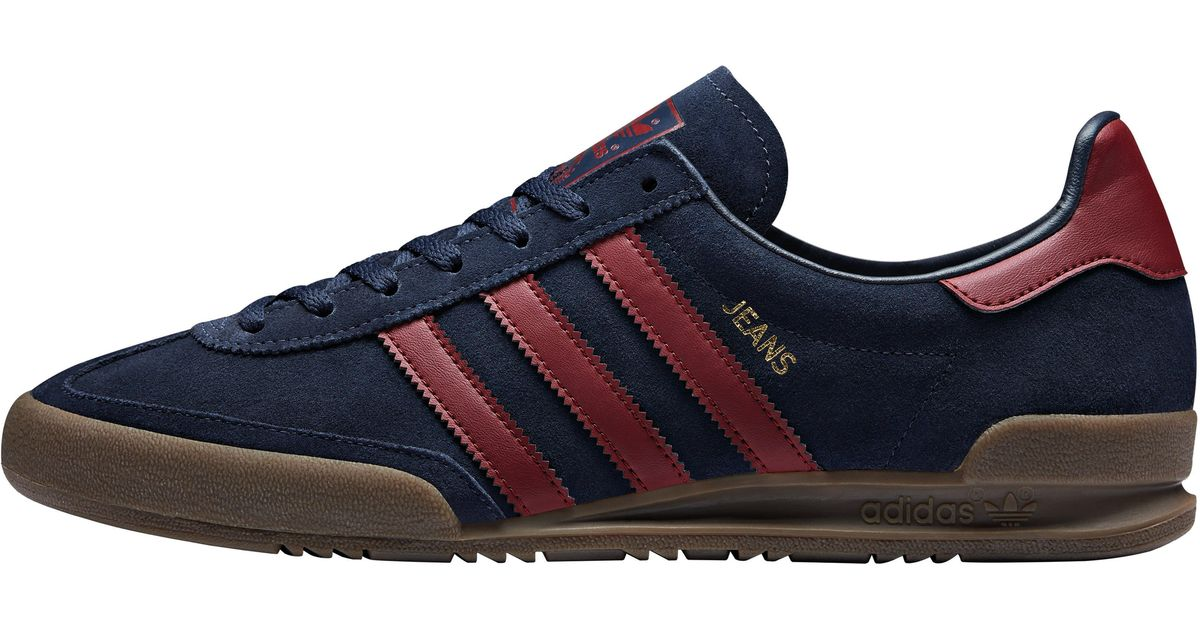 sports shoes 056c0 4b8ae adidas Originals Jeans in Blue for Men - Lyst