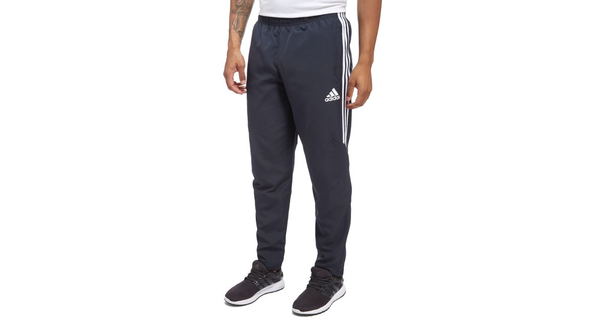 Adidas Gray Manchester United 2017 Presentation Pants For Men Lyst