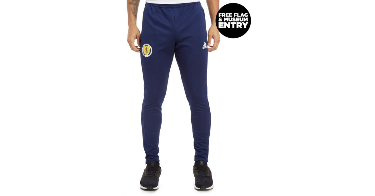 f4dcdab43052 Lyst - adidas Condivo 18 Training Pants in Blue for Men