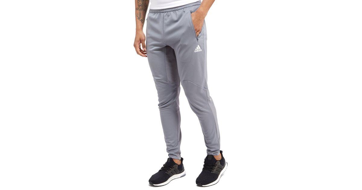 Adidas Tango Futura Formazione Dei Pantaloni In Grigio Per Gli Uomini Lyst