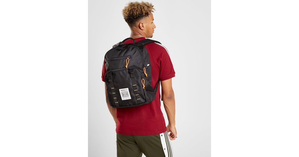 adidas Atric Backpack Small in Black for Men - Lyst