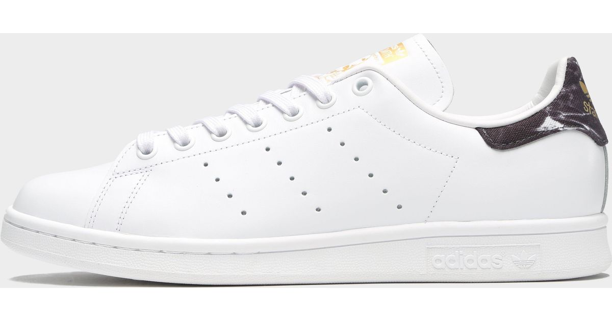d6011d85f771 Lyst - adidas Originals Stan Smith Marble in White for Men