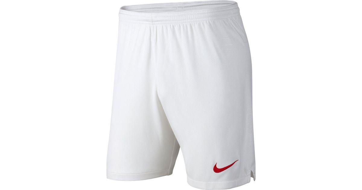2b5fa8c98d04 Nike 2018 Portugal Stadium Home away Men s Football Shorts in White for Men  - Lyst