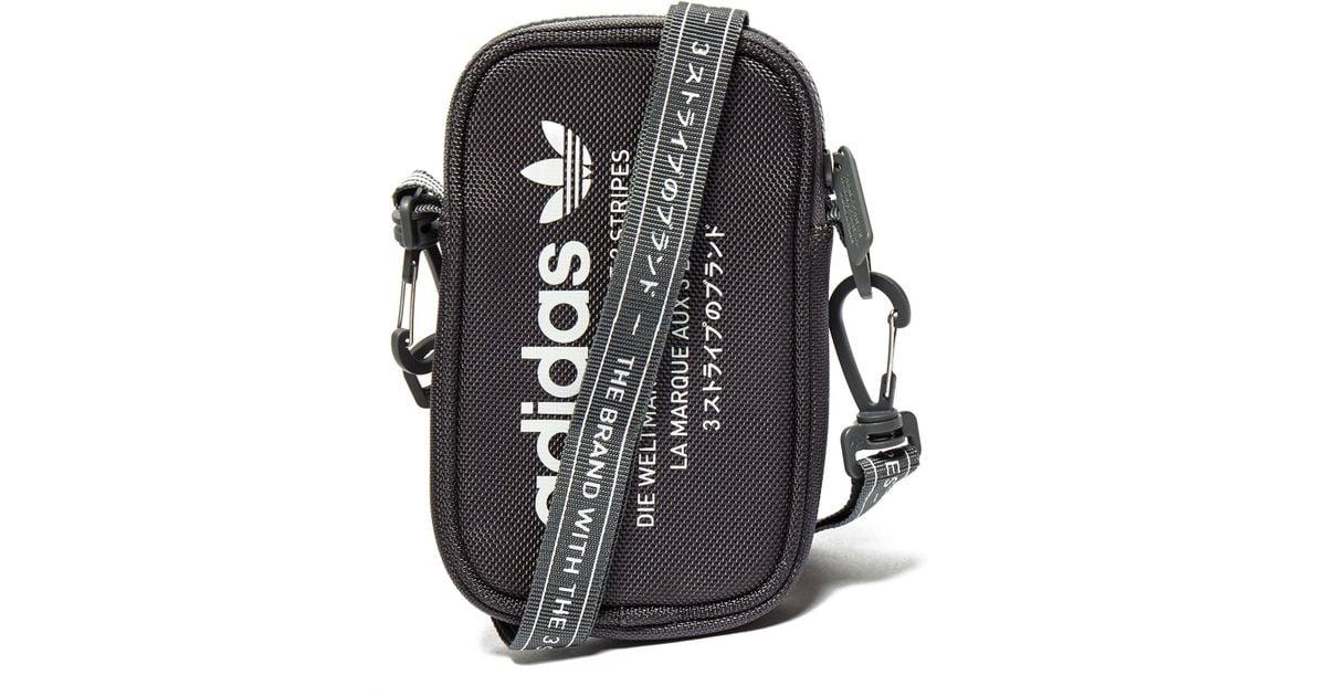 7caf47d3e Lyst - adidas Originals Festival Nmd Bag in Gray for Men