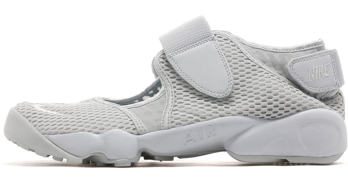 Nike Air Rift Breathe Pack in Gray for Men - Lyst ab3c10d90c3b