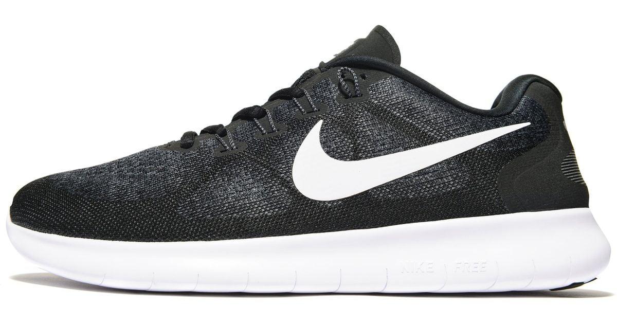 reputable site 53767 64b13 Nike - Black Free Rn 2 for Men - Lyst
